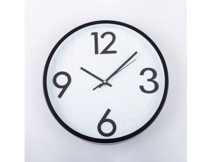 reloj-de-pared-28-cm-blanco-circular-borde-negro-614400