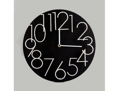 reloj-de-pared-32-cm-negro-circular-614484