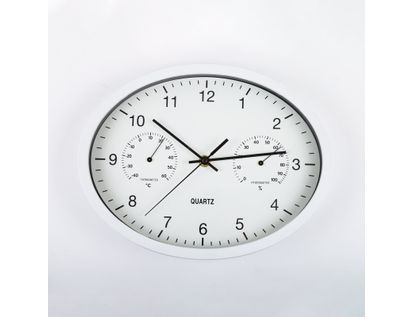 reloj-de-pared-29-cm-blanco-ovalado-con-borde-blanco-614489