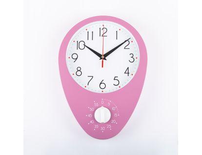 reloj-de-pared-rosado-con-temporizador-614500
