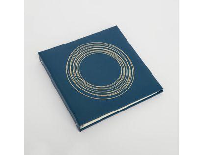 album-fotografico-azul-de-20-hojas-diseno-circulos-dorados-615015