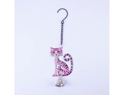 figura-decorativa-colgante-diseno-de-gato-pardo-morado-con-campana-614351
