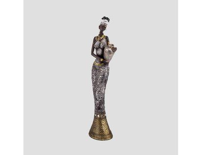 figura-decorativa-41-cm-mujer-con-vestido-de-flores-plateado-con-jarron-614544