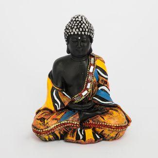 figura-de-buda-sentado-meditando-de-12-5-cm-color-negro-con-naranja-615181