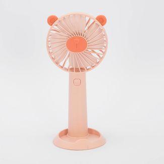 ventilador-de-mesa-18-5-cm-osito-rosado-naranja-615609