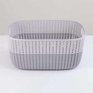 cesta-para-ropa-17-x-37-5-x-27-cm-gris-2-tonos-615592