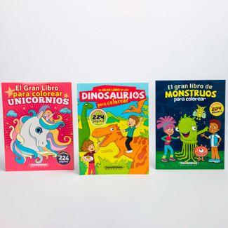paquete-x3-el-gran-libro-de-monstruos-para-colorear-el-gran-libro-de-los-dinosaurios-para-colorear-el-gran-libro-para-colorear-unicornios-617382