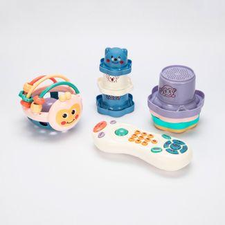 set-didactico-para-bebe-9-piezas-accesorios-colores-calidos-614606