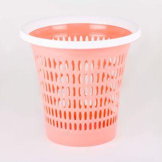 canasta-plastica-28-cm-circular-rosado-615479