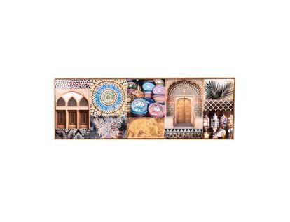 cuadro-42-x-122-cm-platos-elefante-puertas-615514