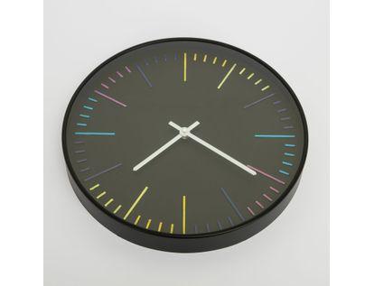 reloj-de-pared-40-cm-negro-circular-615712