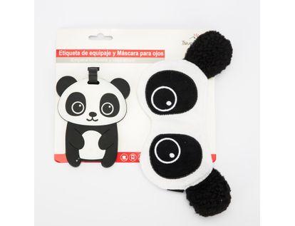 set-de-etiqueta-para-equipaje-y-mascara-cubre-ojos-diseno-panda-7701016005388