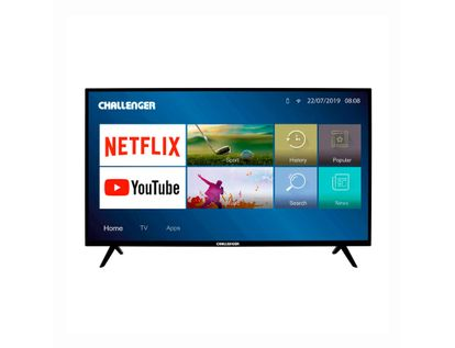televisor-led-fhd-challenger-de-43-smart-tv-43ll49-negro-7705191040127