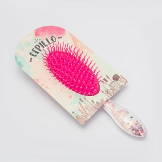 cepillo-ovalado-de-20-cms-diseno-de-conejos-y-nubes-color-rosa-con-blanco-7701016126991
