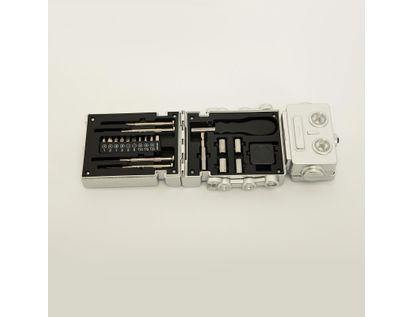 kit-de-atornilladores-de-22-piezas-en-estuche-tipo-robot-color-plateado-7701016036177