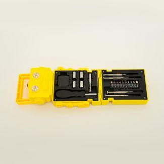 kit-de-atornilladores-de-22-piezas-en-estuche-en-forma-de-robot-color-amarillo-7701018036182