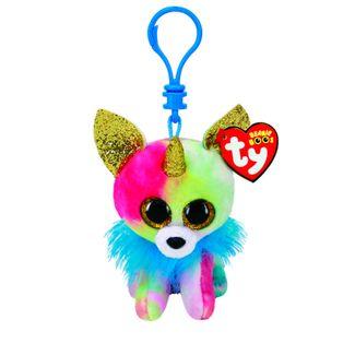peluche-con-clip-beanie-boos-yips-perro-chihuahua-unicornio-mluticolor-8421352371