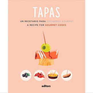 tapas-un-recetario-para-cocineros-gourmet-a-recipe-for-gourmet-cooks-9788445909935