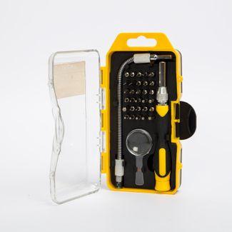 set-destornillador-de-precision-x-33-piezas-en-estuche-7701016040662