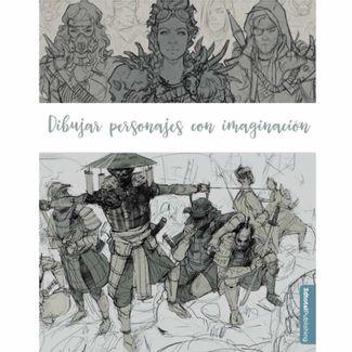 dibujar-personajes-con-imaginacion-9788441542877