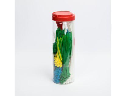 amarradero-plastico-4-8-12-x-850-unidades-multicolor-en-frasco-7701016030595