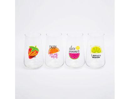 set-de-vasos-altos-x-4-unidades-en-vidrio-diseno-frutas-7701016852937