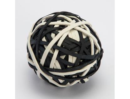 bandas-de-caucho-en-forma-de-bola-color-negro-con-blanco-7701016028493