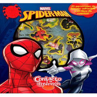 contacto-a-la-diversion-spiderman-9782764347201