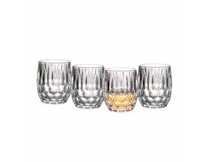 set-de-vasos-corto-de-cristal-diseno-relieve-cuadros-7701016065245