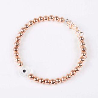 pulsera-oro-rosa-con-ojo-turco-transparente-7701016844659