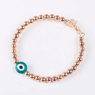 pulsera-oro-rosa-con-ojo-turco-turquesa-7701016844666