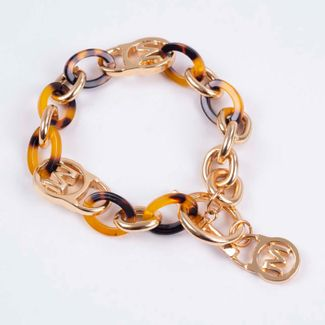 pulsera-eslabon-con-candado-carey-dorado-7701016857314