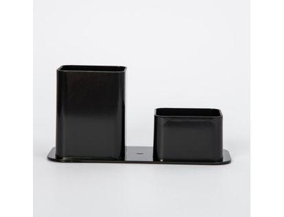 organizador-para-escritorio-plastico-negro-2-compartimientos-1-7897832851343