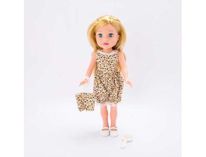 muneca-o-m-girly-de-36-cm-vestido-de-flores-beige-con-accesorios-620667