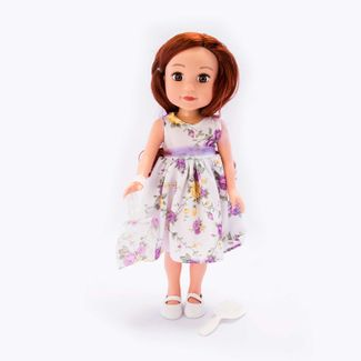 muneca-o-m-girly-de-36-cm-vestido-de-flores-morado-con-accesorios-620670
