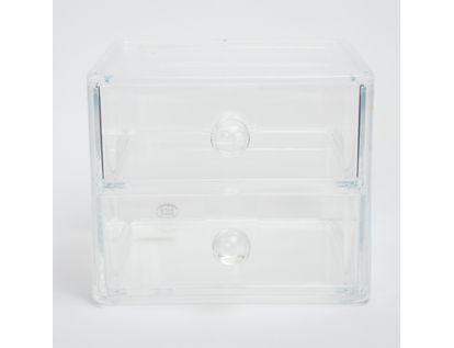 organizador-para-joyas-15-cm-x-18-cm-x-18-cm-acrilico-con-2-cajones-transparentes-7701016035996