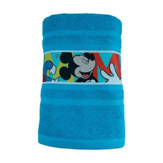 toalla-azul-con-cenefa-estampada-mickey-70-x-130-cm-7702995735266
