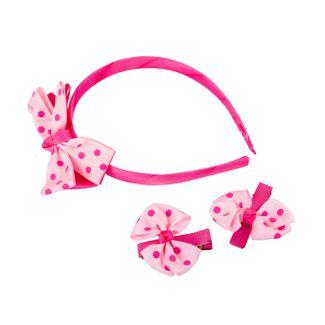 set-de-accesorios-para-cabello-3-piezas-color-rosado-fucsia-620350