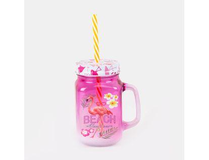 vaso-fucsia-12-8-cm-x-7-cm-con-pitillo-diseno-flamingo-beach-620457