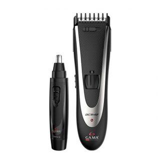 set-corta-pelo-trimmer-gama-color-negro-plateado-8023277125544