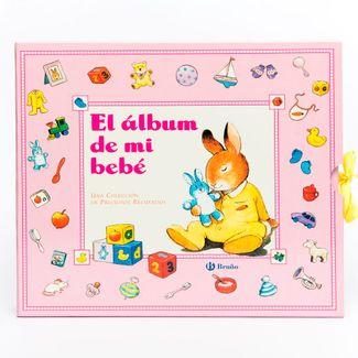 el-album-de-mi-bebe-rosado-9788421680636
