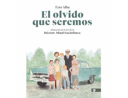 el-olvido-que-seremos-novela-grafica--9789585335141