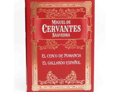 el-cerco-de-numancia-el-gallardo-espanol-9789504951100