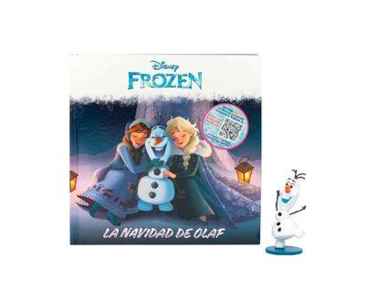 coleccion-el-tiempo-frozen-ii-salida-3-olaf-9788417718657