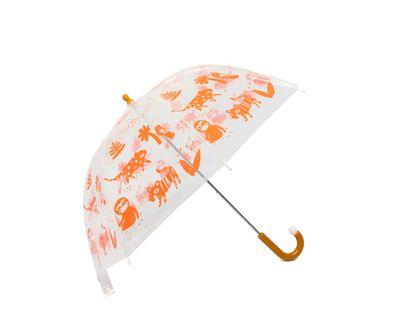 paraguas-manual-transparente-naranja-diseno-animales-64-cm-8-rayos-8424159994683