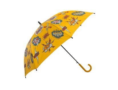 paraguas-semiautomatico-amarillo-74-cm-8-rayos-8424159997462