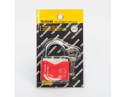 candado-cuello-corto-con-llave-de-50mm-rojo-616941