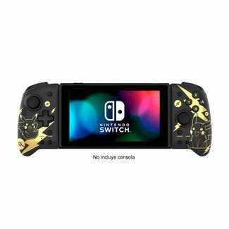 control-ergonomico-hori-split-pad-pro-pikachu-nintendo-switch-negro-y-dorado-810050910040