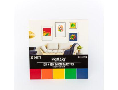 block-cartulina-cardstock-smooth-colores-primarios-30-hojas-30-5-cm-x-30-5-cm-765468682075