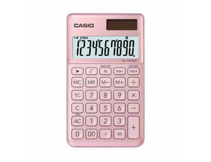 calculadora-basic-casio-10-digitos-sl-1000sc-pk-rosado-4549526604072